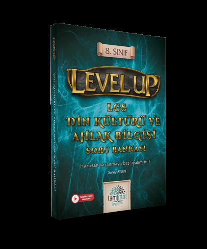 Tammat Yayınları 8. Sınıf Level Up Din Kültürü Soru Bankası