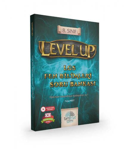 Tammat Yayınları 8. Sınıf Level Up Fen Bilgisi Soru Bankası
