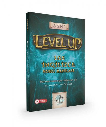 Tammat Yayınları 8. Sınıf Level Up İngilizce Soru Bankası