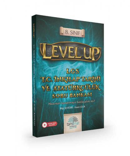 Tammat Yayınları 8. Sınıf Level Up İnkılap Tarihi Soru Bankası