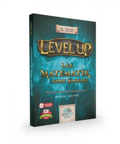 Tammat Yayınları 8. Sınıf Level Up Matematik Soru Bankası