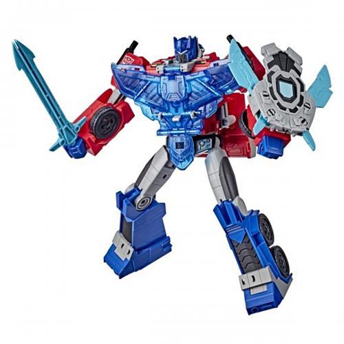 Transformers Cyberverse Battle Call Figür E8228