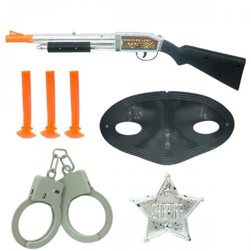 Tüfek Seti ve Maske