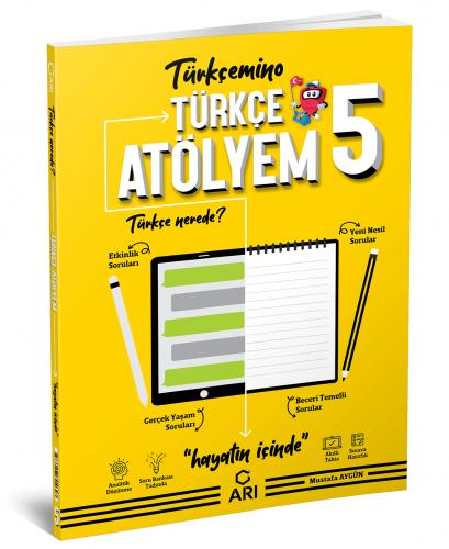 Arı Yayınları 5.Sınıf Türkçe Atölyem