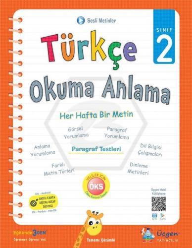 Üçgen Yayıncılık 2. Sınıf Türkçe Okuma Anlama