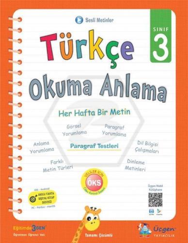 Üçgen Yayıncılık 3. Sınıf Türkçe Okuma Anlama