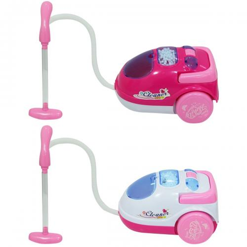 Vacuum Cleaner Pilli Oyuncak Elektrikli Süpürge