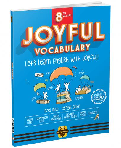 Arı Yayınları 8 My Joyful Vocabulary
