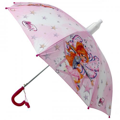 Winx Lisanslı Çocuk Şemsiyesi