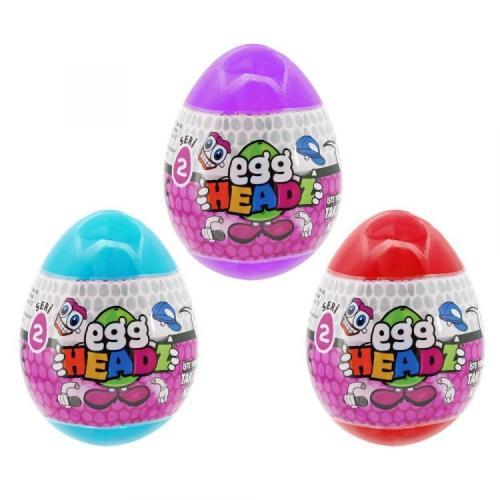 Yumurta Kafalar Sürpriz Yumurta Seri 2