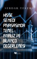 Hisse Senedi Piyasasında Temel Analiz ve Bilanço Değerleme