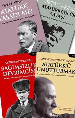 Cumhuriyet Bilgeleri Seti %35 indirimli Ceyhun Atuf Kansu