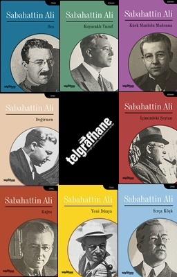 Sabahattin Ali Kitapları Seti Sabahattin Ali
