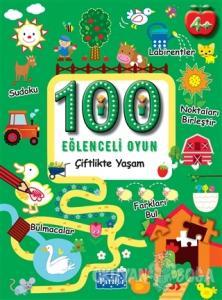 100 Eğlenceli Oyun - Çiftlikte Yaşam
