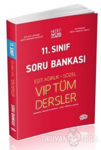 11. Sınıf Eşit Ağırlık - Sözel VIP Tüm Dersler Soru Bankası