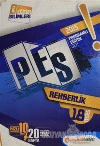 2015 KPSS Eğitim Bilimleri Pes Rehberlik