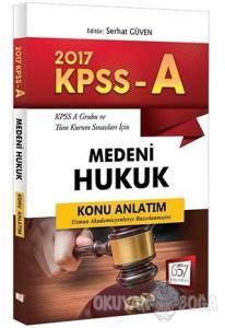 2017 KPSS A Grubu Medeni Hukuk Konu Anlatım