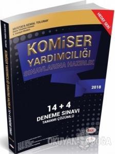 2018 Komiser Yardımcılığı Sınavlarına Hazırlık 14+4 Tamamı Çözümlü Deneme Sınavı