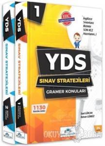 2018 YDS Sınav Stratejileri Gramer Konu Anlatımlı (2 Kitap Takım)