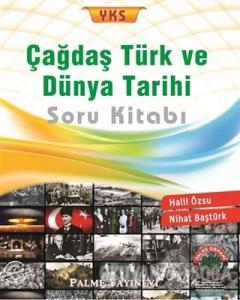 2018 YKS Çağdaş Türk ve Dünya Tarihi Soru Kitabı