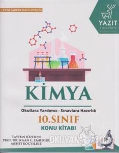 2019 10. Sınıf Kimya Konu Kitabı