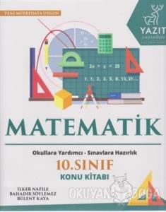 2019 10. Sınıf Matematik Konu Kitabı