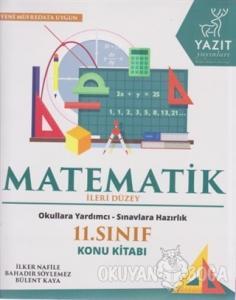 2019 11. Sınıf İleri Düzey Matematik Konu Kitabı