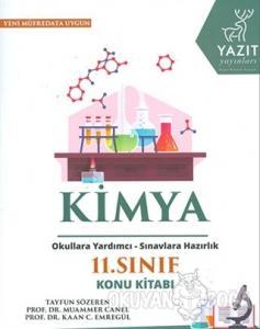 2019 11. Sınıf Kimya Konu Kitabı