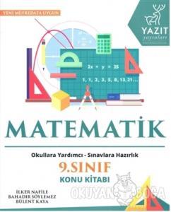 2019 9. Sınıf Matematik Konu Kitabı