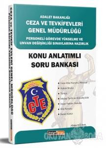 2019 Adalet Bakanlığı Ceza ve Tevkifevleri Genel Müdürlüğü Konu Anlatımlı Soru Bankası