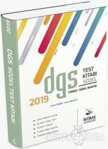 2019 DGS Sözel Test Kitabı