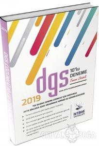 2019 DGS Tamamı Çözümlü 10'lu Deneme Seti