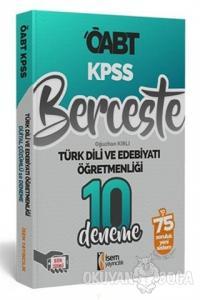 2019 ÖABT KPSS Berceste Türk Dili ve Edebiyatı 10 Deneme