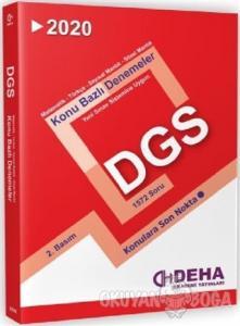 2020 DGS Konu Bazlı Denemeler