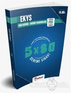 2020 EKYS MEB Okul Müdür ve Müdür Yardımcılığı 5x80 Tamamı PDF Çözümlü 5 Deneme Sınavı
