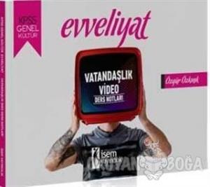 2020 Evveliyat KPSS Genel Kültür Vatandaşlık Video Ders Notları
