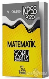 2020 KPSS Lise Ön Lisans Matematik Soru Bankası
