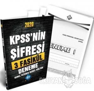 2020 KPSS'nin Şifresi Genel Yetenek Genel Kültür 3 Deneme