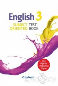 3.Sınıf English Test Book 2020