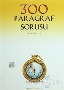 300 Paragraf Sorusu