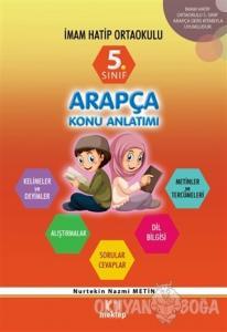 5. Sınıf İmam Hatip Ortaokulu Arapça Konu Anlatımı