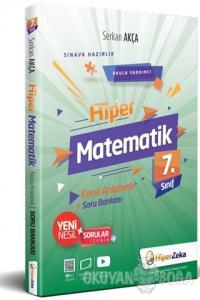 7. Sınıf Hiper Matematik Konu Anlatımlı Soru Bankası