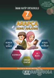 7. Sınıf İmam Hatip Ortaokulu Arapça Konu Anlatımı