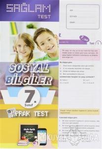 7. Sınıf Sosyal Bilgiler Yaprak Test