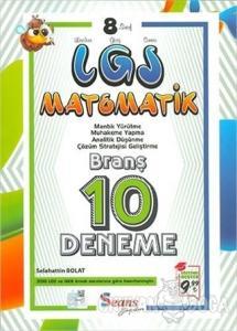8. Sınıf LGS Matematik 10 Deneme
