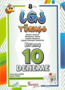 8. Sınıf LGS Türkçe 10 Deneme