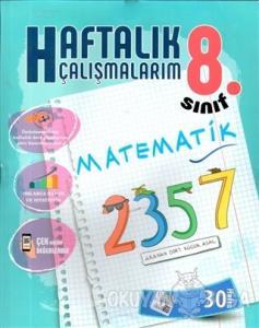 8. Sınıf Türkçe Haftalık Çalışmalarım 30 Hafta