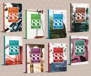 88 Soru Serisi (8 Kitap) Bez Çantalı
