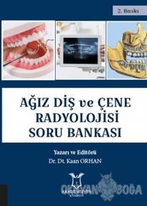 Ağız Diş ve Çene Radyolojisi Soru Bankası