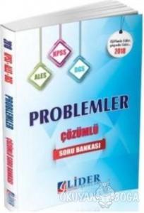 ALES KPSS DGS Problemler Çözümlü Soru Bankası